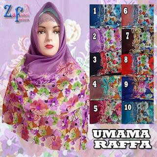 jilbab-segi-empat-umama-raffa-motif-terbaru