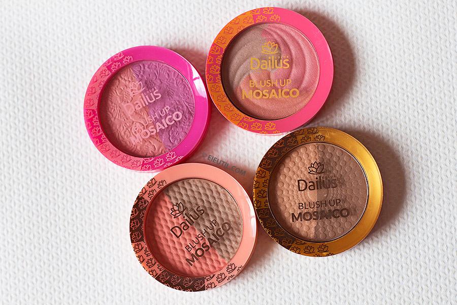 Blush Up Mosaico - Dailus