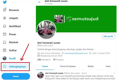 cara mengaktfikan trend sayup-sayup di twitter-1