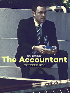 The Accountant - Poster & Trailer