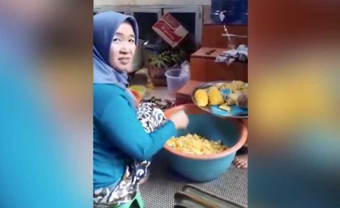 Hesti Haris Siap Turun di Dapur