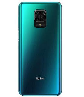 Xiaomi Redmi Note 9 Pro blue