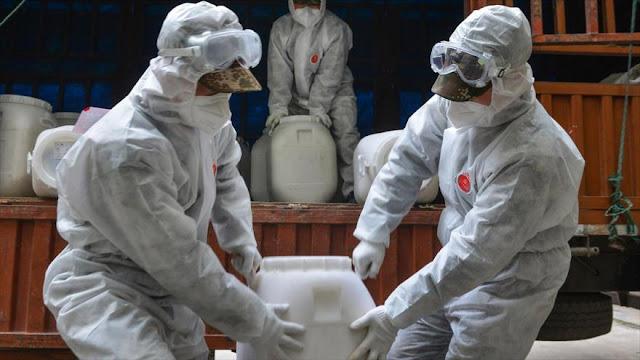 Coronavirus que ha matado a 1113 personas, ya tiene nuevo nombre