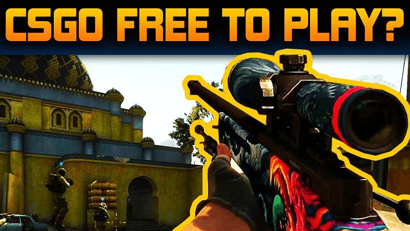 cs go menjadi game gratis yang bisa dimainkan semua orang