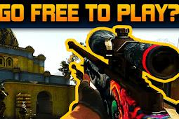 Counter Strike: Global Offensive Menjadi Game Free to Play!