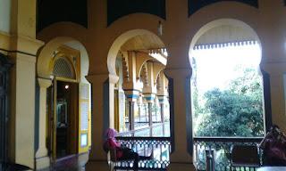 bangunan Istana Maimun Medan