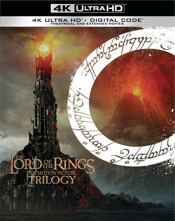 The Lord of the Rings: The Motion Picture Trilogy 4K Ultra HD Blu-ray Review: The Basics Slipcover