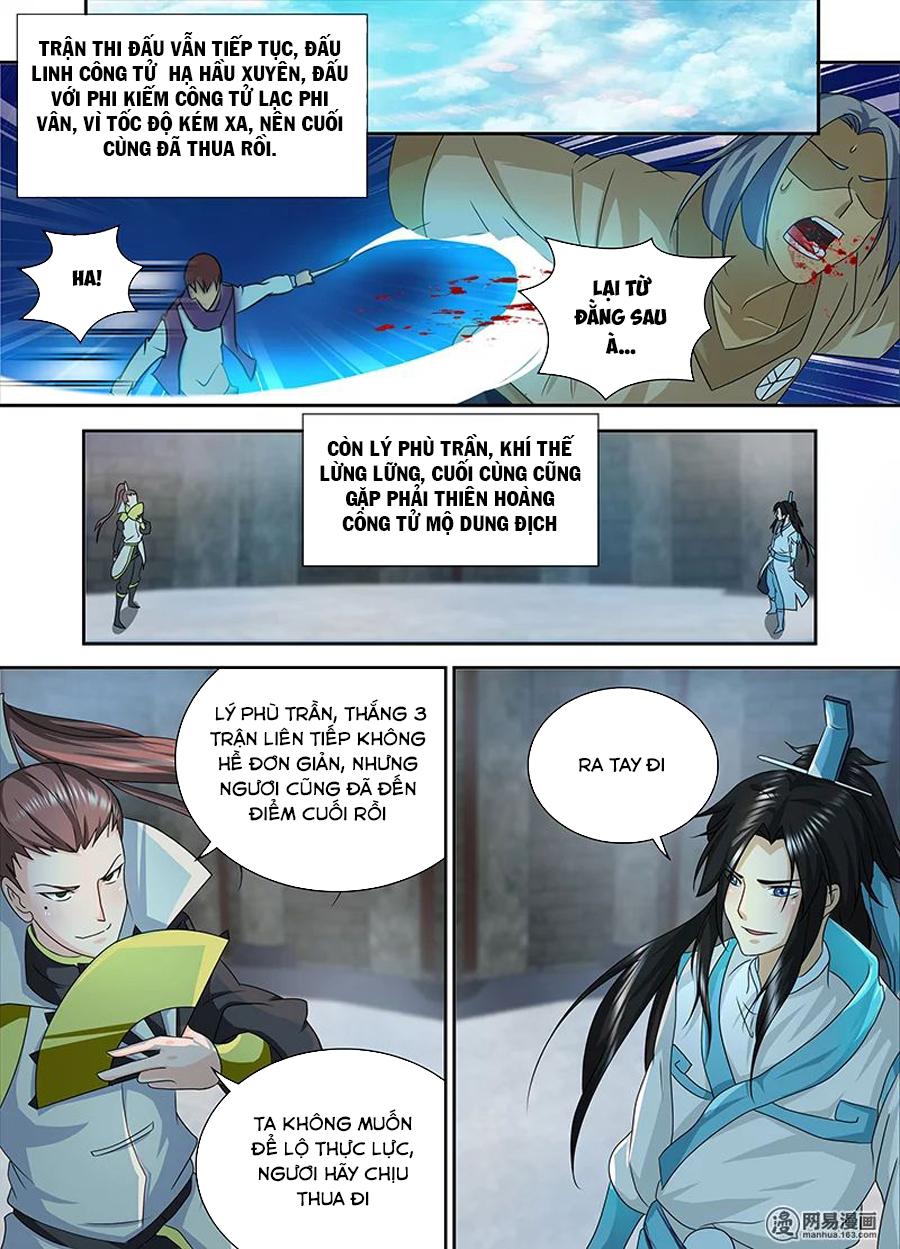 Vĩnh Hằng Chí Tôn chap 90 - Trang 3