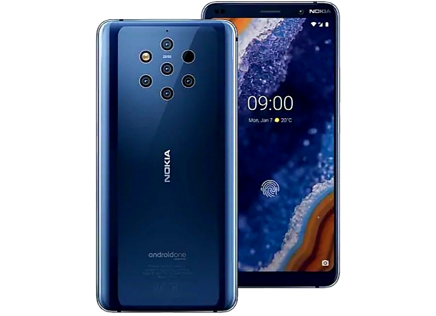 Nokia 9 Pureview, Penta camera setup, Full Specification, Launch  In India soon, (expected) Price In India.