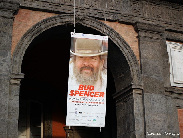 Bud Spencer la mostra