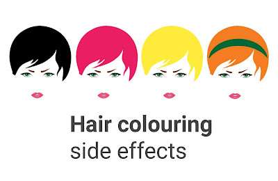 Hair color side effects