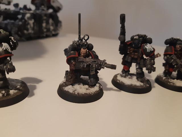 Veteranos Raven Guard
