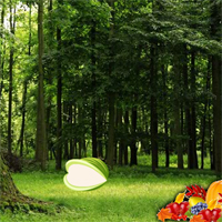 WowEscape- Nature Fruit Forest Escape