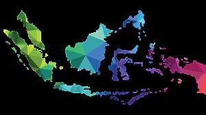 30 Gambar Peta Indonesia Lengkap