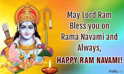 Ram Navami Quotes Image 2017