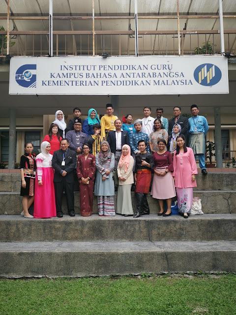Reunion Alumni Guru Korea KOMTEP: Bina Guru Berminda Global