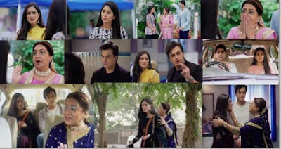 "Yeh Rishta Kya Kehlata Hai Episode 9th January 2020 Written Update "" Naira- Dadi's Mission to Expose Vedika ""."
