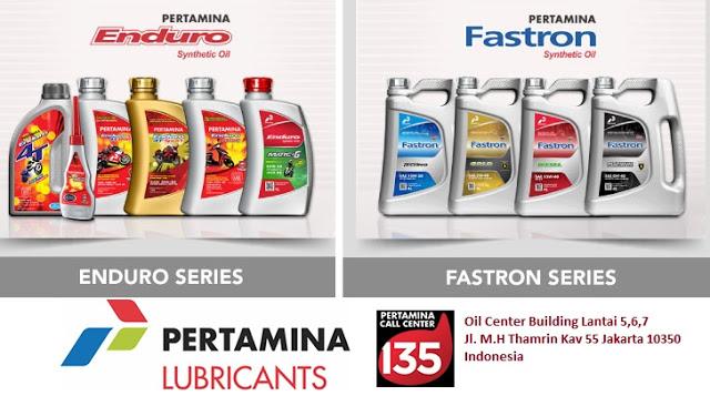 2 Rekomendasi Oli Motor Terbaik Dari Pertamina Lubricants