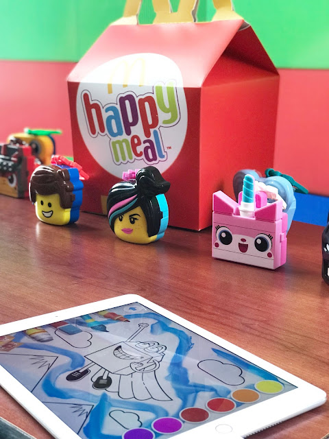 juguetes lego happy mail
