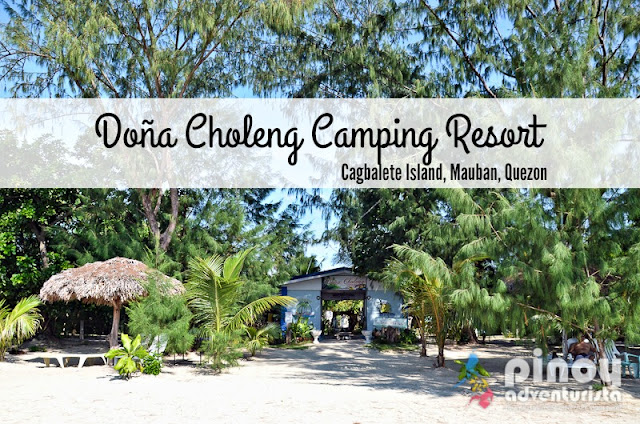 Dona Choleng Resorts in Cagbalete Quezon