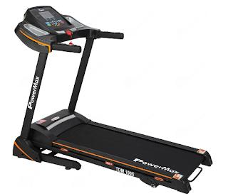 Powermax Fitness TDM-100S 1.5Hp Motorized Treadmill