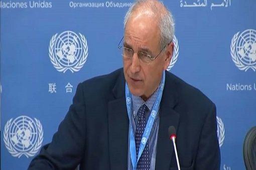 ONU presiona a Israel para desocupar territorios de Palestina