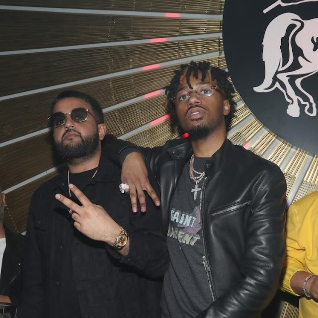 "MUSIC:Nav & Metro Boomin- ""Me And My Bitch"
