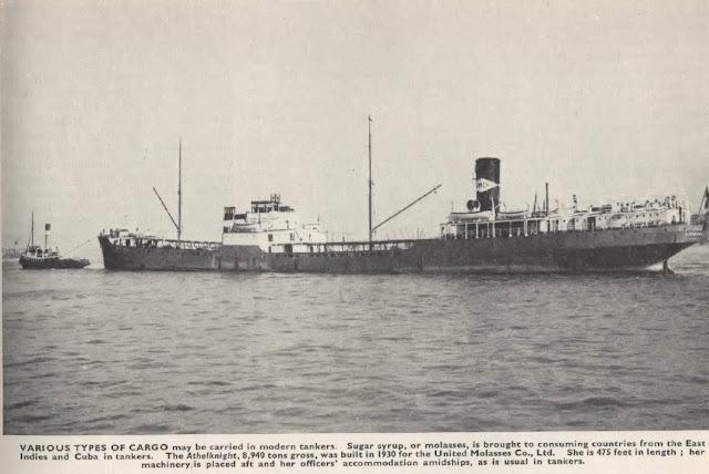 Athelknight sunk on 27 May 1942 worldwartwo.filminspector.com