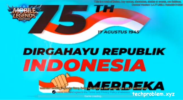 Script Map Special Kemerdekaan + Background 17 Agustus Mobile Legends