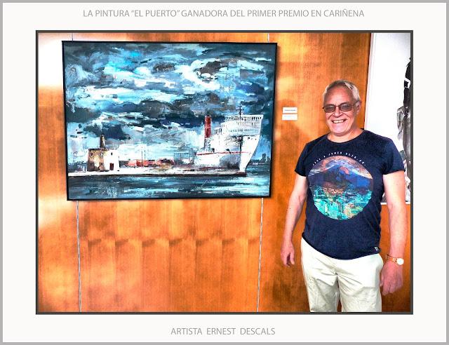 CARIÑENA-PINTURA-CONCURSO-2016-PUERTO-PREMIOS-CONCURSOS-ARAGON-ESPAÑA-FOTOS-ARTISTA-PINTOR-ERNEST DESCALS-