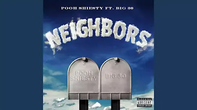 Checkout Pooh Shiesty Song Neighbors lyrics on lyricsaavn