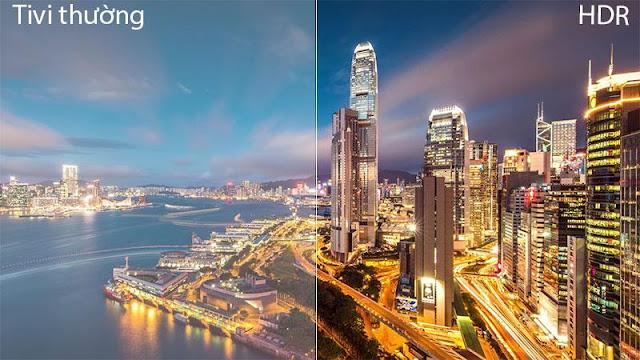 Smart Tivi Cong Samsung 4K 65 inch UA65NU7500KXXV