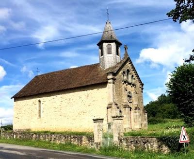 Chapelle Notre-Dame des Chauveix in Vicq-sur-Breuilh