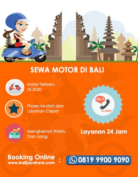 Tips Rental Motor di Bali