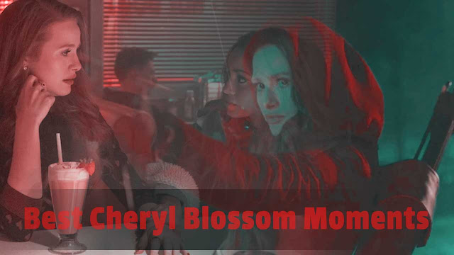 Riverdale: Best 5 Cheryl Blossom Moments