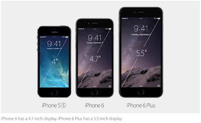 Macam macam iPhone dan cara membedakannya
