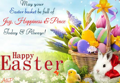 Happy Easter Messages, Sms 2017