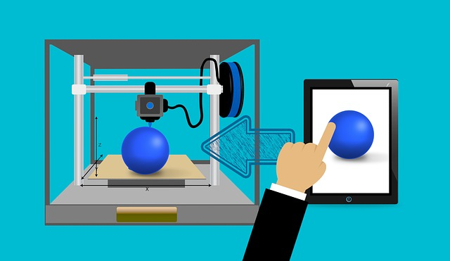 3D Printer Different Parts