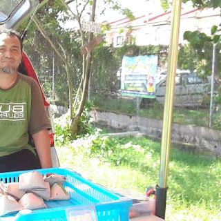 Dari Jurutera kini penjual nasi lemak tepi jalan