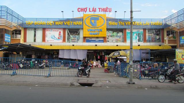 Đất sổ đỏ Lái Thiêu, Thuận An, Bình Dương.