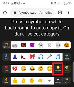 Cara Memberi Emoticon Di Nama Kontak WA Di Hp Tanpa Aplikasi