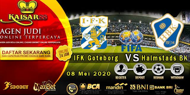 Prediksi Bola Terpercaya Laga Friendly IFK Goteborg vs Halmstads 08 Mei 2020