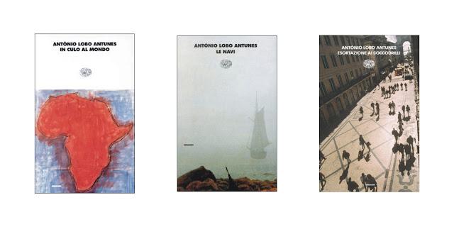 Libri di Lobo Antunes