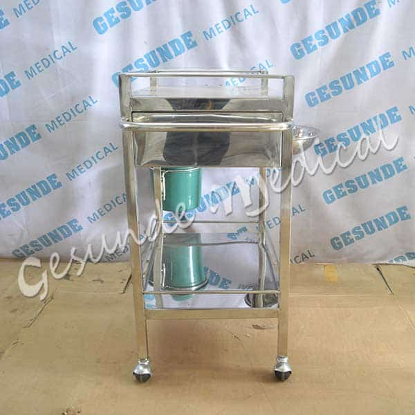jual dressing trolley