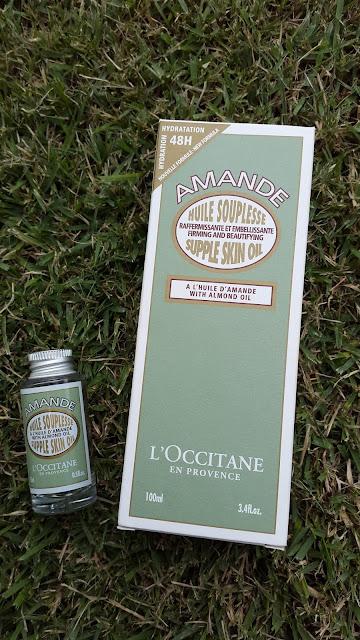 L'Occitane Firming and Beautifying Supple Skin Oil - www.modenmakeup.com