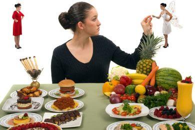 كيف أخسر وزني بسرعة : ماهي القاعدة الرئيسية في الامتلاء والاكتفاء