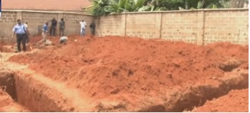 Police discover thousands of bullets buried in Anambra community [PHOTOS]