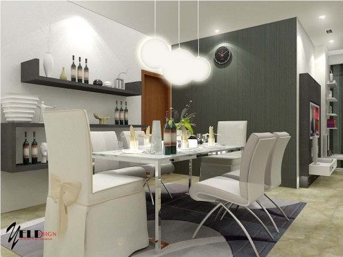 Comedores de diseño moderno y elegante | Ideas para decorar, diseñar ...