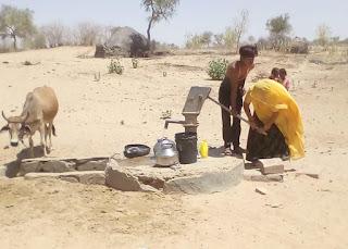पानी का संकट