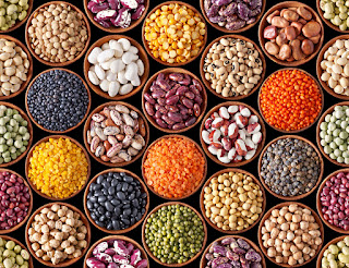 price of udad and masur up, downfall in arahar and chana